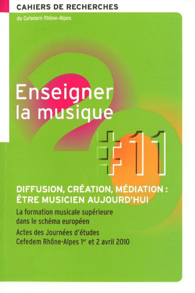 Enseigner la musique numéro 11