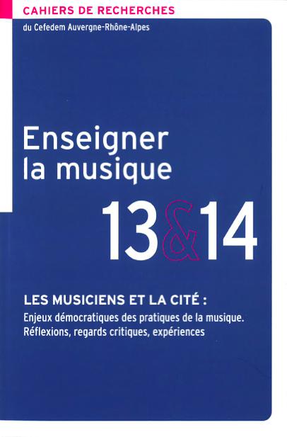 Enseigner la musique numéro 4